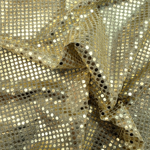 6mm Sequin Gold
