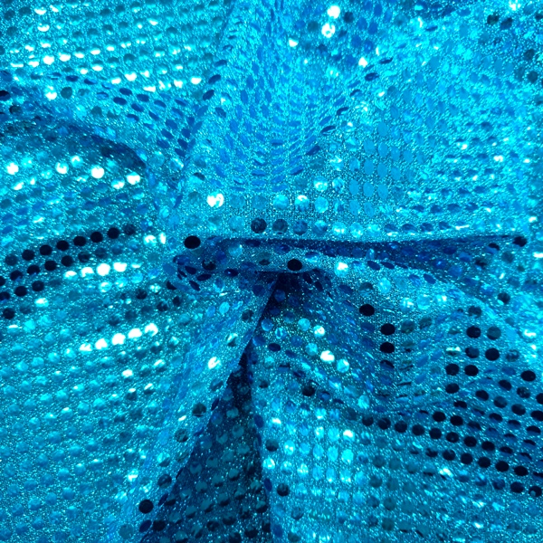6mm Sequin Turquoise