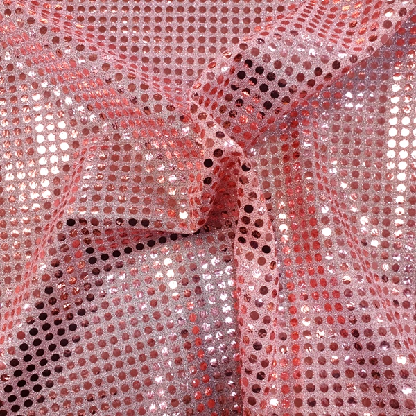 6mm Sequin Baby Pink