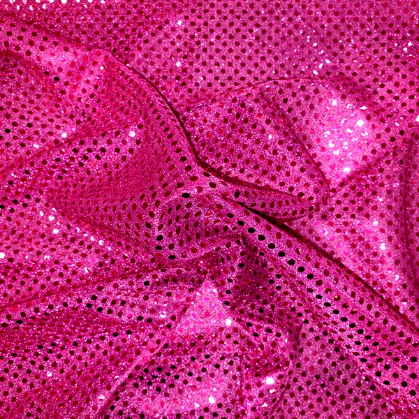 3mm Sequin Cerise