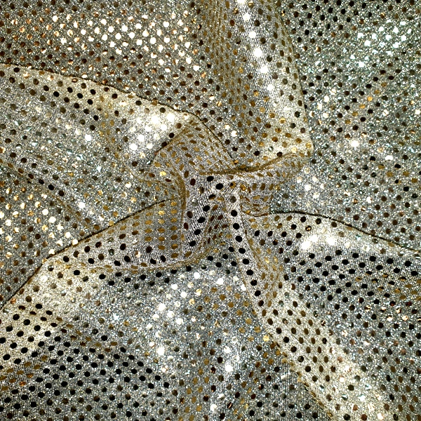 3mm Sequin Gold