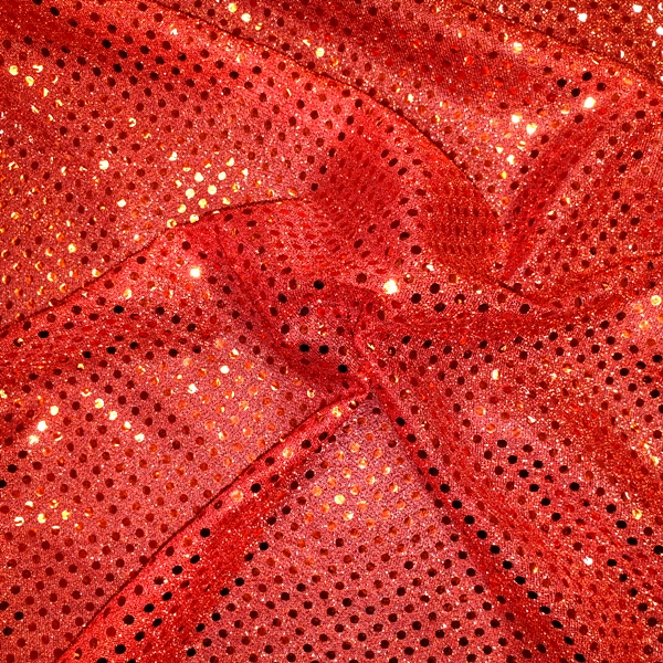 3mm Sequin Red