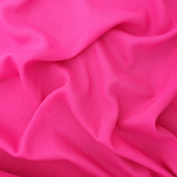 Plain 100% Viscose CANDY PINK