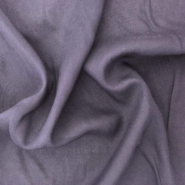 Plain 100% Viscose NAVY