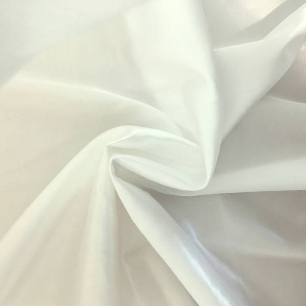 Stretch Satin IVORY