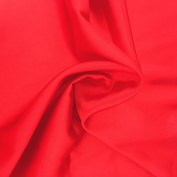 Stretch Satin RED
