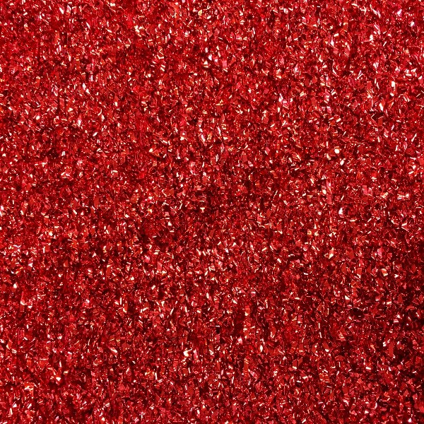 Glitter Cloth Red