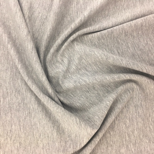 Cotton Spandex Jersey GREY