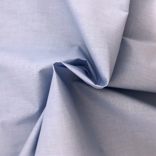 Polycotton (250cm wide) SKY BLUE
