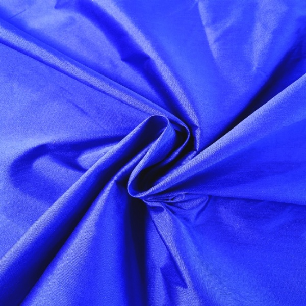 Faux Silk BRIGHT BLUE