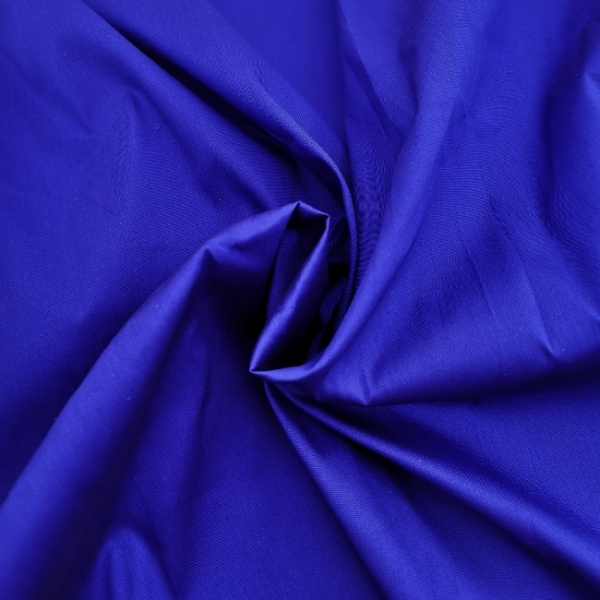Faux Silk ROYAL BLUE