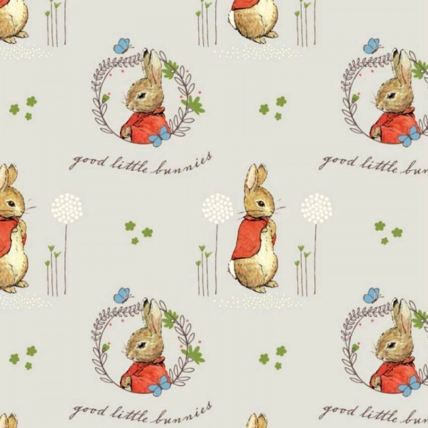 100% Cotton - PETER RABBIT DESIGN 2
