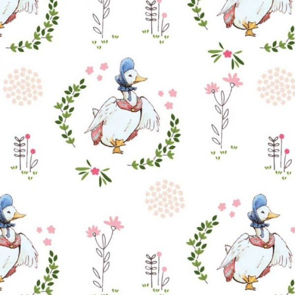 100% Cotton - PETER RABBIT DESIGN 3