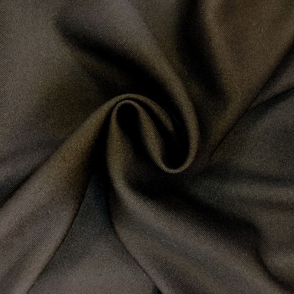 Polyester Twill BLACK