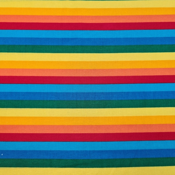 100% Cotton - RAINBOW