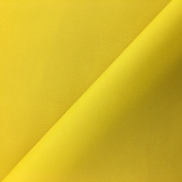 Waterproof Polyester YELLOW