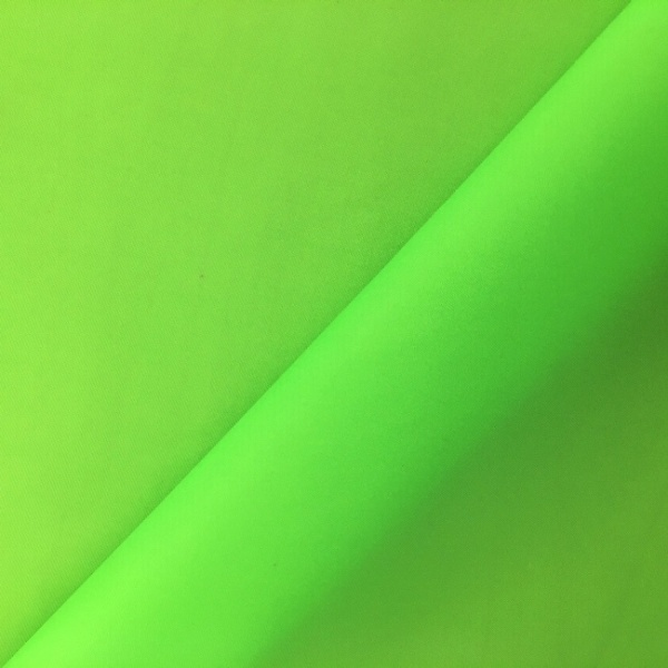 Waterproof Polyester LIME GREEN