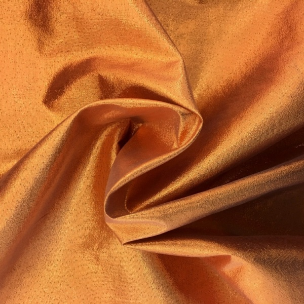 Paper Lame Fabric Bronze