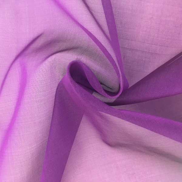 Silk Organza PURPLE