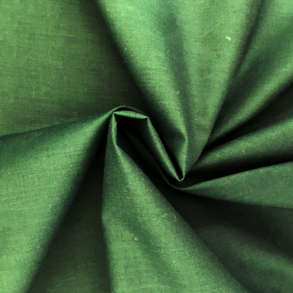 2.3 metre Polycotton DARK GREEN
