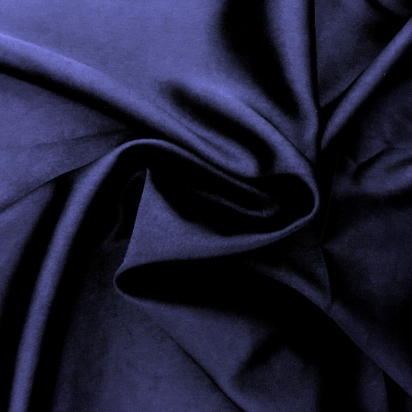 Liquid Satin - NAVY
