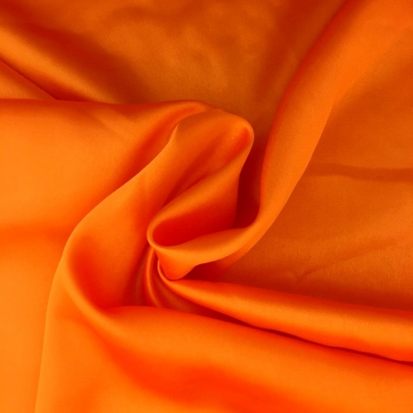 Liquid Satin - ORANGE