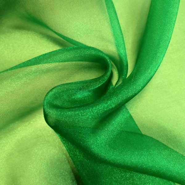 Crystal Organza GREEN