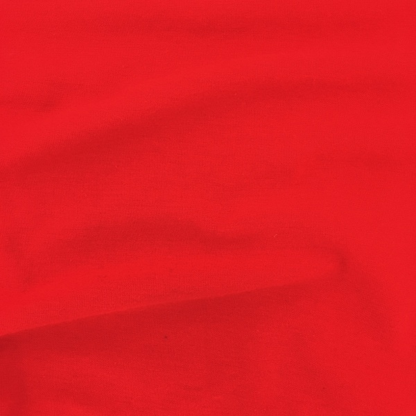 Cotton Jersey RED