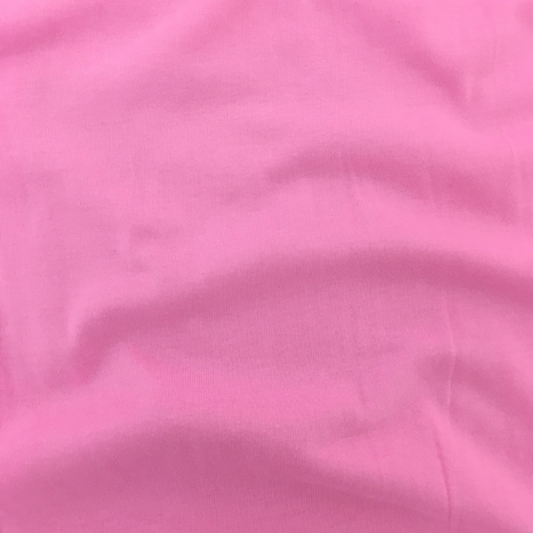 Cotton Jersey BABY PINK