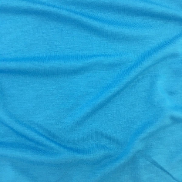 Cotton Jersey TURQUOISE