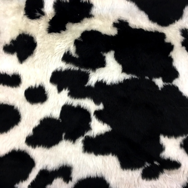 Novelty Fur Cow Fur