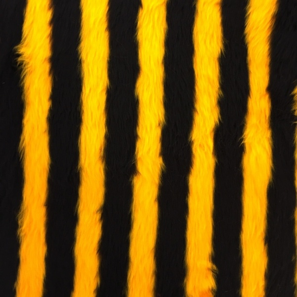 Novelty Fur Bumble Bee Fur