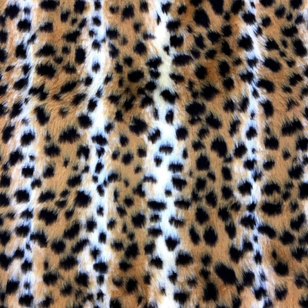 Novelty Fur Cheetah Fur