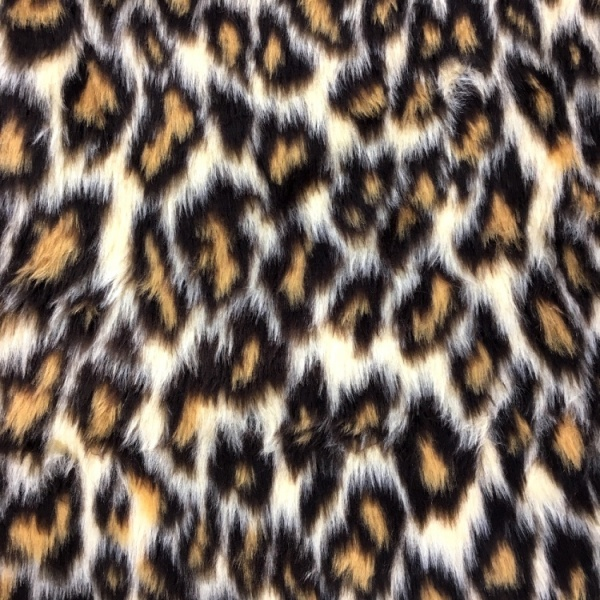 Novelty Fur Leopard Fur 1