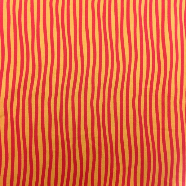Stripes ORANGE/RED