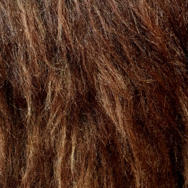 Long Hair Fur - Brown