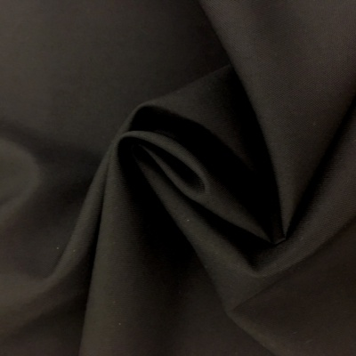 3 metre wide Polyester FLAME RETARDANT BLACK
