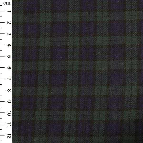 BRUSHED COTTON TARTAN DESIGN 2