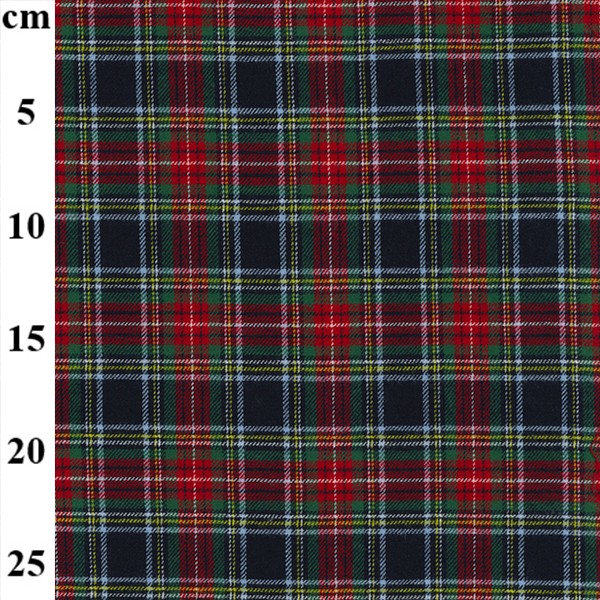 BRUSHED COTTON TARTAN DESIGN 4
