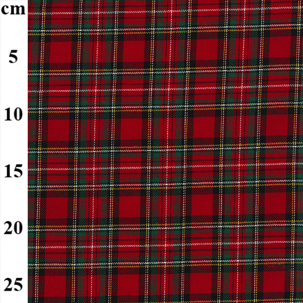 BRUSHED COTTON TARTAN DESIGN 3