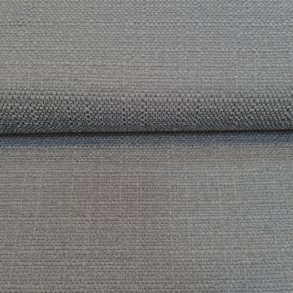 Textured Weave Polyester - GREY