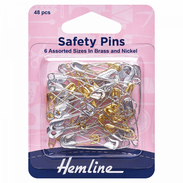 Safety Pins VALUE PACK