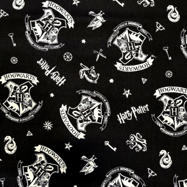 Harry Potter - Hogwarts 100% Cotton