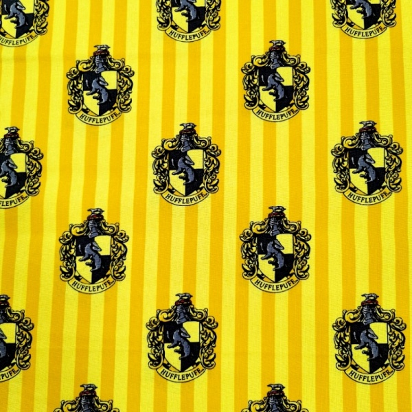 Harry Potter - Hufflepuff House 100% Cotton