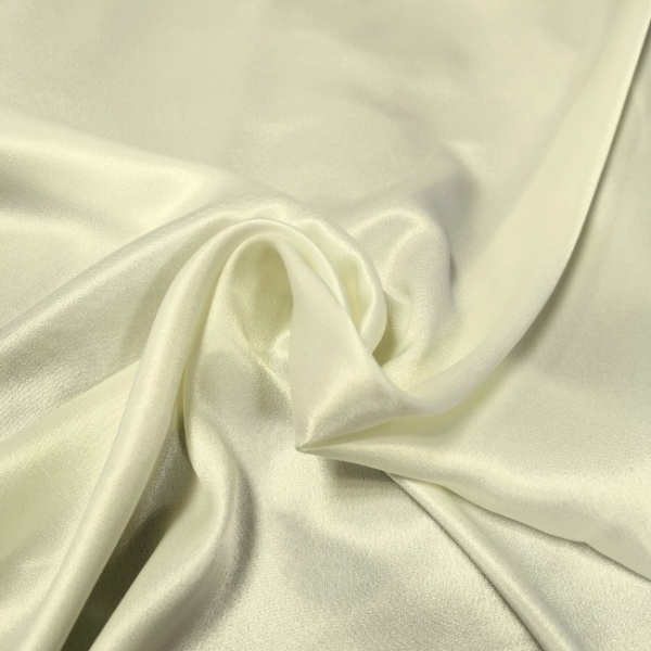 Crepe Backed Satin Ivory