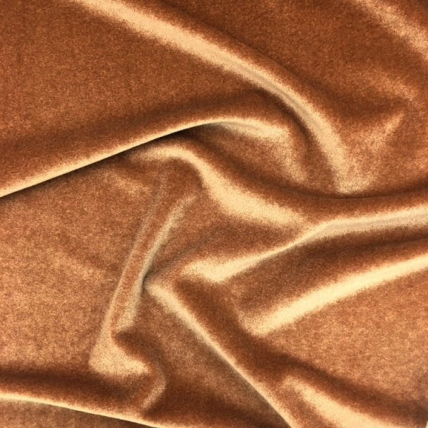 Stretch Velvet - LIGHT TAN