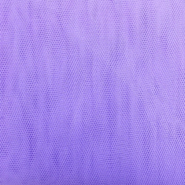 Plain Dressnet Light Lilac