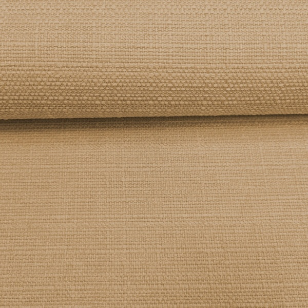 Textured Weave Polyester - OATMEAL