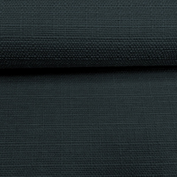 Textured Weave Polyester - BLUE