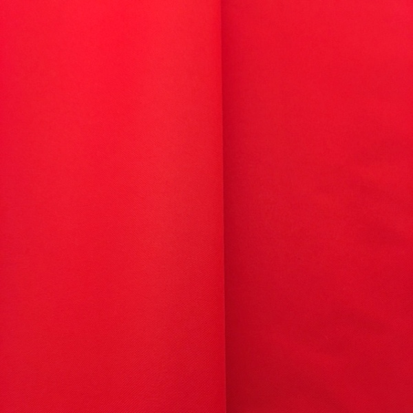 Flame Retardant Bean Bag Fabric RED